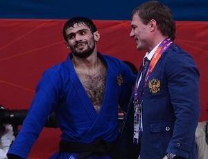 Дзюдоист Галстян принес России первую золотую медаль на Олимпиаде-2012