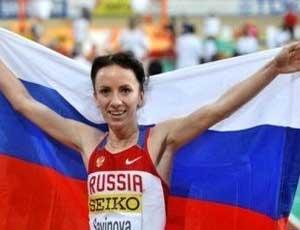 Южноуральская бегунья Мария Савинова обеспечила себе путевку в олимпийский финал