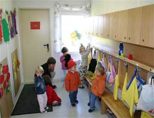 В Коркино три детсада работали с провисающими потолками и треснувшими стенами
