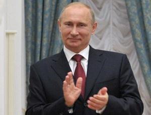 Как поздравляют президента (ФОТО) / Владимиру Путину исполняется 60