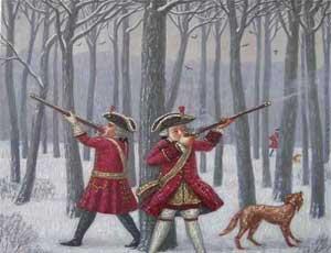 На Южном Урале начался сезон охоты на косулю, лося и зайца