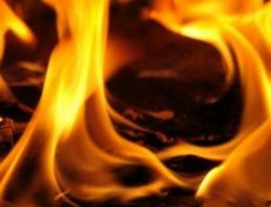 На Южном Урале на пожаре пострадал годовалый ребенок