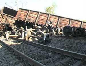 По факту схода вагонов на ЮУЖД в декабре 2012 г. возбуждено уголовное дело