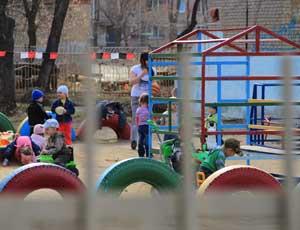 Около 26 тысяч челябинских детей дожидаются места в детский сад