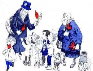 Омбудсмен Астахов предложил иностранцам лечить российских сирот за свой счет / Но без усыновления