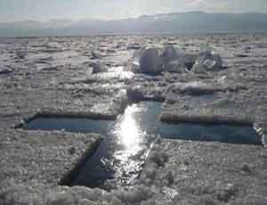 Все по-настоящему / В Крещенскую ночь на Южном Урале ожидается до 38 градусов мороз