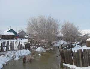 В Коркино должны решить проблему реки Чумляк / Чтобы прекратить ежегодные зимние потопы