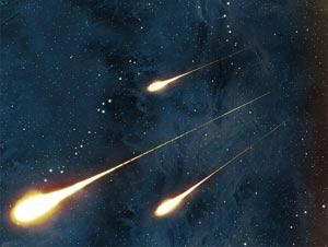 Ученые: Над Южным Уралом разрушилось 10-тонное, возможно, железное космическое тело