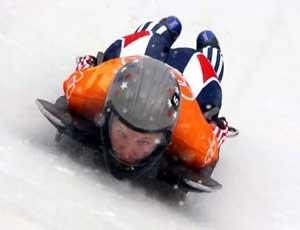 На всероссийских соревнованиях по скелетону разбился южноуральский спортсмен