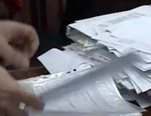 В администрации Курчатовского района провели обыски