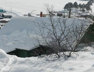 В Усть-Катаве предотвратили новый сход снежной лавины (ФОТО)