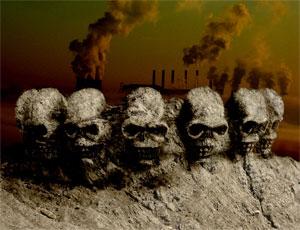 Народный протест подействовал / Приостановлена отгрузка марганцевого известняка на Ашинском химзаводе