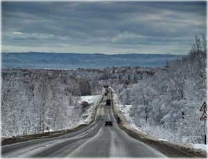 На Южном Урале отремонтируют опасные участки на трассе М-5