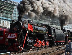 На Южном Урале с 6 по 8 мая запустят 430 ретро-поездов