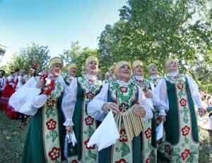 На Южном Урале началась подготовка к Бажовскому фестивалю / Гостей будет развлекать Иван Купала