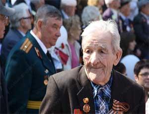 В Челябинской области очередную годовщину Победы в Великой Отечественной войне отпразднуют 55 тысяч ветеранов и тружеников тыла