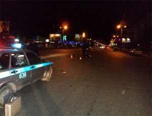 На Южном Урале пьяный водитель попал в аварию после попытки инспекторов ГИБДД остановить его / Погиб 17-летний пассажир
