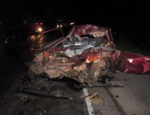 В Саткинском районе в ДТП погибли двое южноуральцев