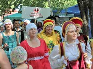 В Челябинской области проходит Бажовский фестиваль (ФОТО) / На праздник народного творчества съехалось около 4 тысяч участников