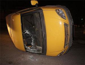 В Миассе в перевернувшейся маршрутке погибли 15-летняя девушка и ее 18-летний приятель
