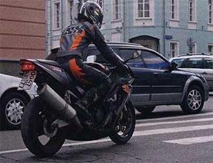 В Магнитогорске в ДТП с иномаркой погиб мотоциклист