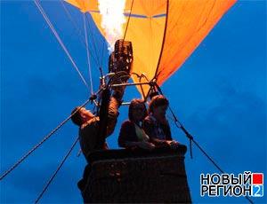 Челябинск начал отмечать День города (ФОТОРЕПОРТАЖ) / Горожане летали на воздушном шаре и глазели на длинноногих красавиц