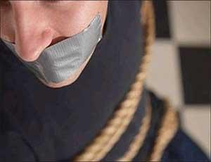 В Челябинске мужчину взяли в заложники / И попытались заставить его взять кредит