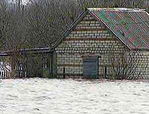 Глава Фершампенуаза отказал семьей, пострадавшей от наводнения, в финансовой помощи
