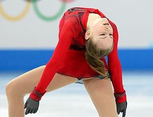 Фигуристы завоевали для России первое золото Игр-2014, саночник Демченко добыл второе серебро