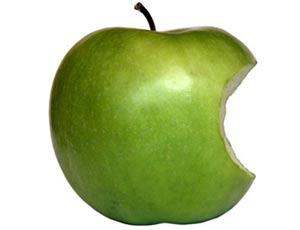Предприниматель покусился на яблоко Apple