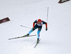 Россия завоевала сразу три медали в мужской лыжной гонке на 50 км / Впервые в истории