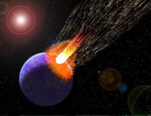 ЧС можно будет вводить в связи с астероидно-кометной опасностью