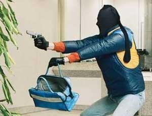 В Златоусте вооруженные налетчики ограбили банк / Забрали несколько миллионов