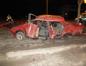 По вине челябинского водителя в Кургане погибли два подростка / Еще двое ранены