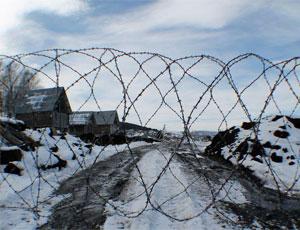 В Миассе перекрыли единственную дорогу к озеру Тургояк / Горожане грозятся в ответ перекрыть автостраду