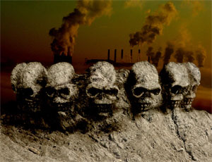 Более половины южноуральцев проживают в зоне экологической катастрофы / Экологические системы и их компоненты нарушены практически безвозвратно