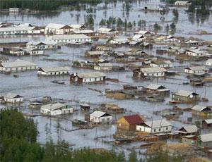 На Южном Урале возможно подтопление 26 населенных пунктов / Из-за дождей