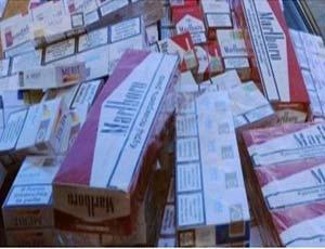 За контрабанду сигарет в особо крупных размерах арестованы граждане Польши и гражданка Украины