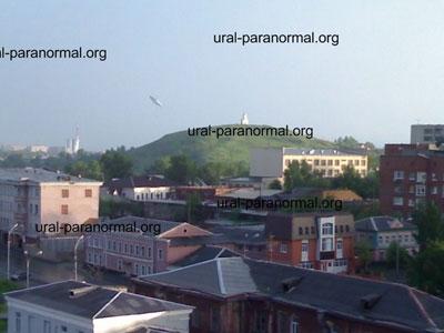 Новый Регион: На Урале сфотографировали летающую тарелку – эксперты доказали подлинность снимка (ФОТО)