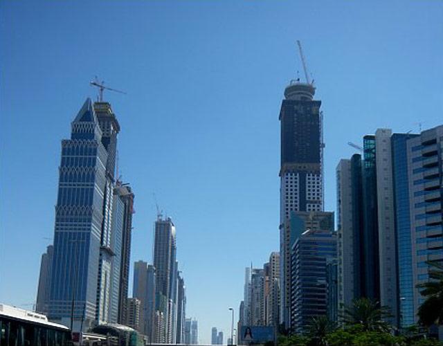 Новый регион архитектура по всему
