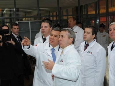 Южный Урал посетил Президент Татарстана