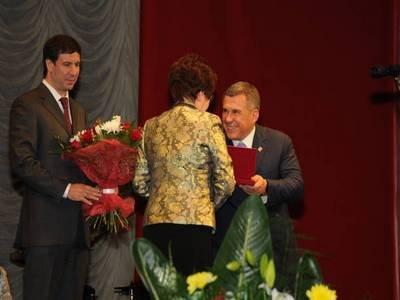 Южный Урал посетил Президент Татарстана (ФОТО)