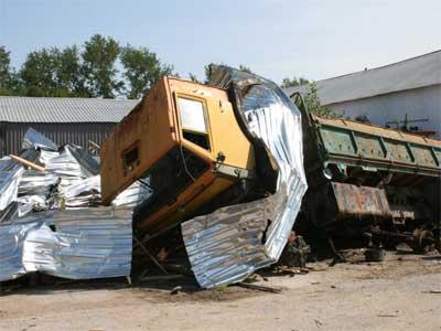 Новый Регион: На Южном Урале продолжают устранять последствия грозы и урагана