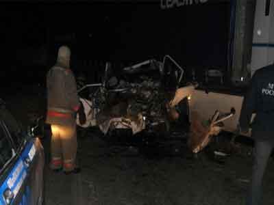 В дорожной аварии на трассе ''Челябинск – Екатеринбург'' погибли 5 человек (ФОТО)