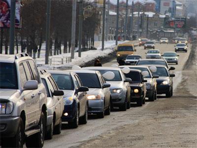 В Челябинске завершилась акция ''Белые улицы'' (ФОТО)