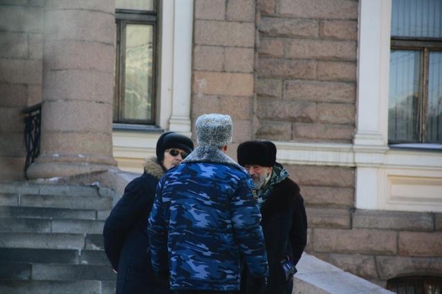 Новый Регион: В Челябинске  запретили  проводить шествие ''За честные выборы''