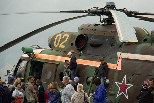 В Челябинске отметили 100-летие ВВС России (ФОТО, ВИДЕО)