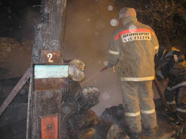 На Южном Урале в огне погибли трое малышей (ФОТО)