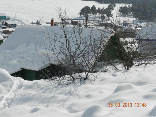 В Усть-Катаве предотвартили новый сход снежной лавины