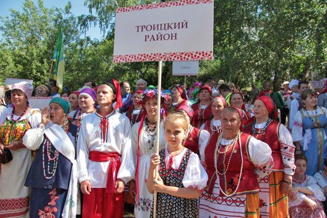 В Челябинской области проходит Бажовский фестиваль